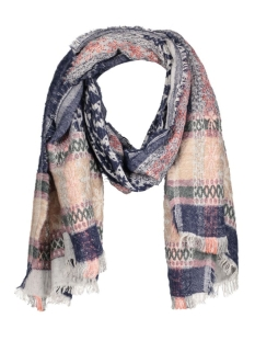 Only Sjaal onlMARILYN JAQUARD SCARF ACC 15127558 Pumice Stone/Night