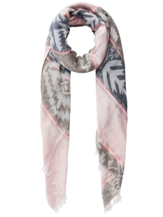 Pieces Sjaal PCGAZEL LONG SCARF PB 17079653 Whitecap Gray