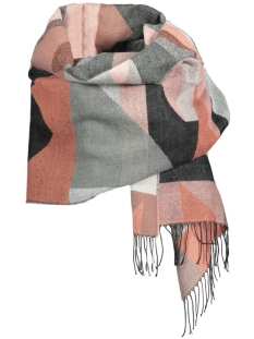 Pieces Sjaal PCPASTE LONG SCARF NOOS 17077188 Cameo Rose