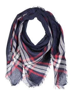 Pieces Sjaal PCLARINA SQUARE SCARF 17079406 Navy Blazer