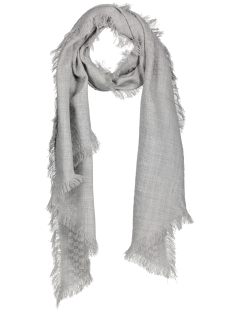 Pieces Sjaal PCMATHILDE LONG SCARF 17080558 Light Grey Melange