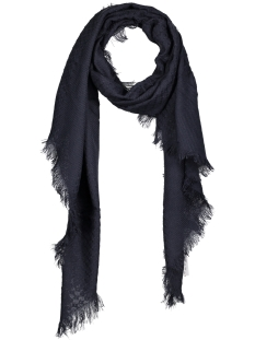 Pieces Sjaal PCMATHILDE LONG SCARF 17080558 Navy Blazer