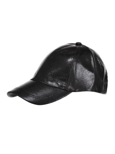 Only Accessoire onlDALLAS PU SILVER CAP ACC 15136231 Black