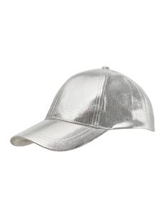 Only Accessoire onlDALLAS PU SILVER CAP ACC 15136231 Silver
