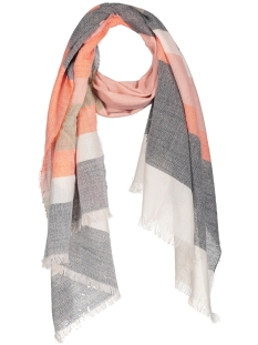 PCMARIE LONG SCARF 17080559 Rose dawn