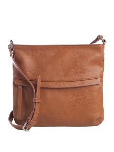 Pieces Tas PCMALLIE CROSS BODY 17080840 Cognac