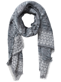 Pieces Sjaal PCLEA LONG SCARF 17079401 Black