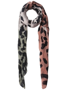 Pieces Sjaal PCMYNTE LONG SCARF 17081002 Cameo Rose