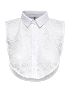 Only Accessoire onlMIZZI LACE COLLAR ACC 15142820 Bright White