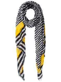 Pieces Sjaal PCMARRIM LONG SCARF 17081119 Black