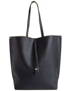 Pieces Tas PCLELLIS SHOPPER 17079582 Black