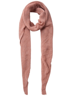 Pieces Sjaal PCLULLU LONG SCARF 17079933 Rose Dawn