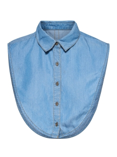 onlSHELLY CORY DENIM COLLAR ACC 15142964 Light Blue Denim