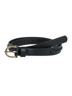 Pieces Riem PCSAFFRON JEANS BELT 17081714 Black