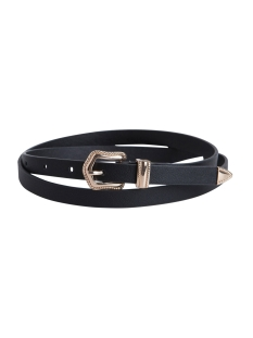 Pieces Riem PCLIME SLIM JEANS BELT 17079633 Black
