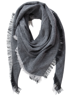 Pieces Sjaal PCLEEANN SQUARE SCARF 17079449 Black