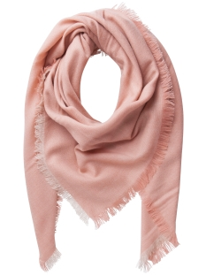 Pieces Sjaal PCLEEANN SQUARE SCARF 17079449 Rose Dawn