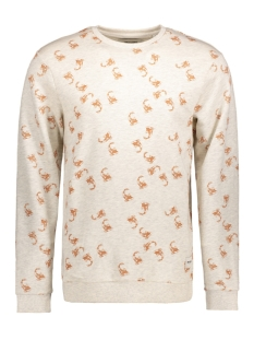 Only & Sons Sweater onsSEAN CREW NECK 22005541 Oatmeal
