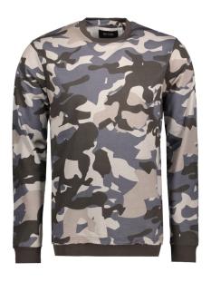 Only & Sons Sweater onsMALOUF CREW NECK 22007021 Phantom