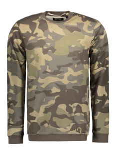 Only & Sons Sweater onsMALOUF CREW NECK 22007021 Olive Night