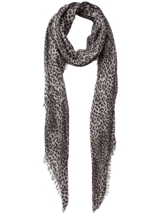 Pieces Sjaal PCELFRIDA LONG SCARF CLW 17079170 Black