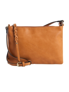 Pieces Tas PCKAYLA CROSS BODY 17081982 Cognac