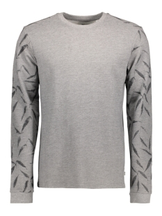 Only & Sons Sweater onsGARRIK CREW NECK 22005143 Medium Grey Melange