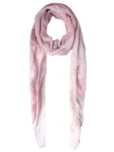 PCKEAN LONG SCARF 17082397 Cameo Pink