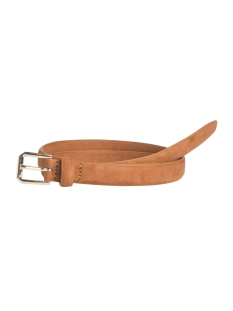 Pieces Riem PCKATTEY JEANS BELT 17082414 Cognac