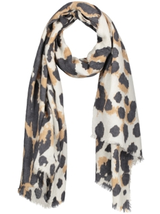 10 Days Sjaal 20-900-7103 leopard scraf