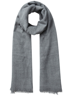 Pieces Sjaal PCJUSTA LONG SCARF 17083181 Medium Grey Melange