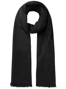 Pieces Sjaal PCJUSTA LONG SCARF 17083181 Black