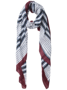 Pieces Sjaal PCJIJA LONG SCARF 17083848 Port Royale