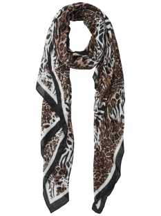 Pieces Sjaal PCJABA LONG SCARF 17083849 Ginger Snap