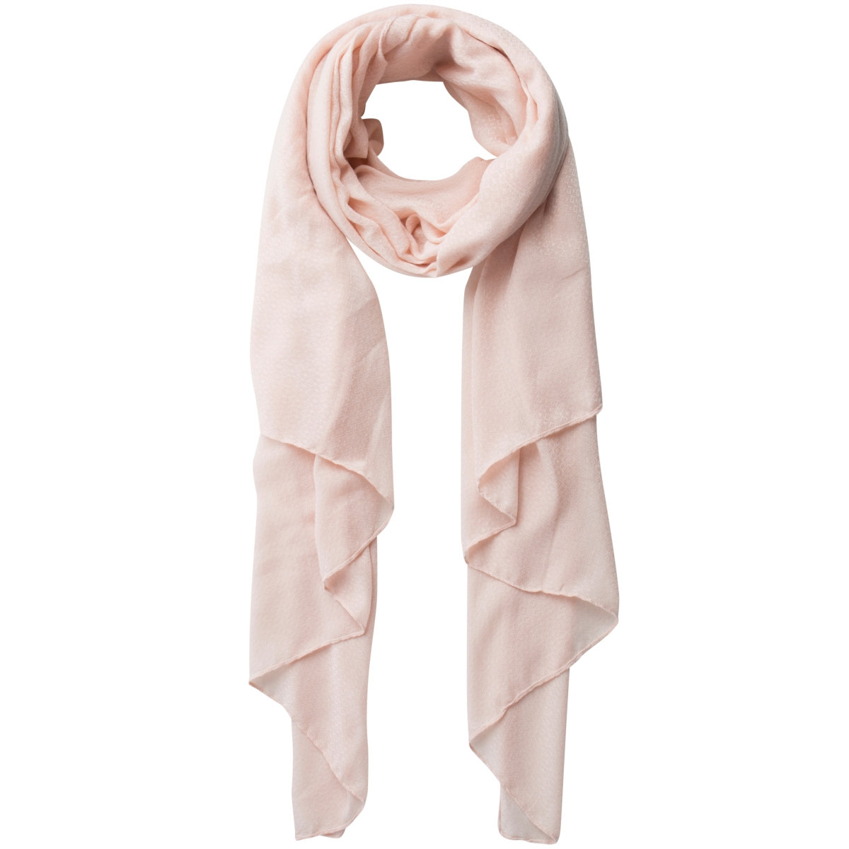 pcpattie long scarf pb 17085263 pieces sjaal cameo rose