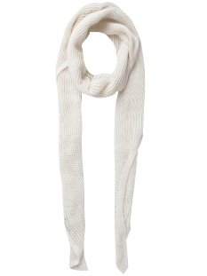 Pieces Sjaal PCLULLU LONG SCARF 17079933 Cloud Dancer