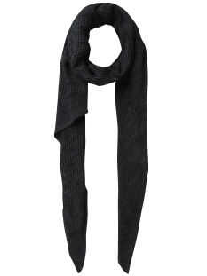 Pieces Sjaal PCLULLU LONG SCARF 17079933 Black