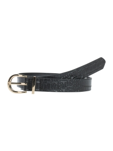 Pieces Riem PCJOYAS JEANS BELT 17083412 Black
