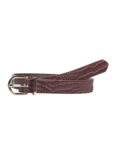 Pieces Riem PCJOYAS JEANS BELT 17083412 Port Royale