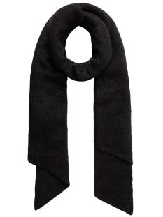 pcpyron long scarf noos 17076047 pieces sjaal black