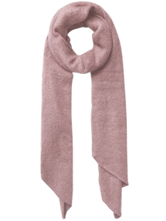 PCPYRON LONG SCARF NOOS 17076047 Ash Rose