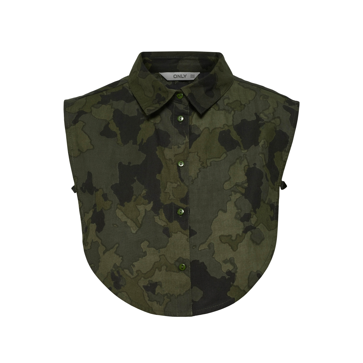 onlcamo weaved collar acc 15151867 only accessoire tarmac