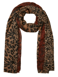 Vero Moda Sjaal VMLEOLA LONG SCARF 10184829 Monks Robe