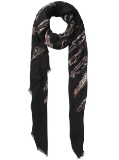 Pieces Sjaal PCROSABELLA LONG SCARF 17085223 Black
