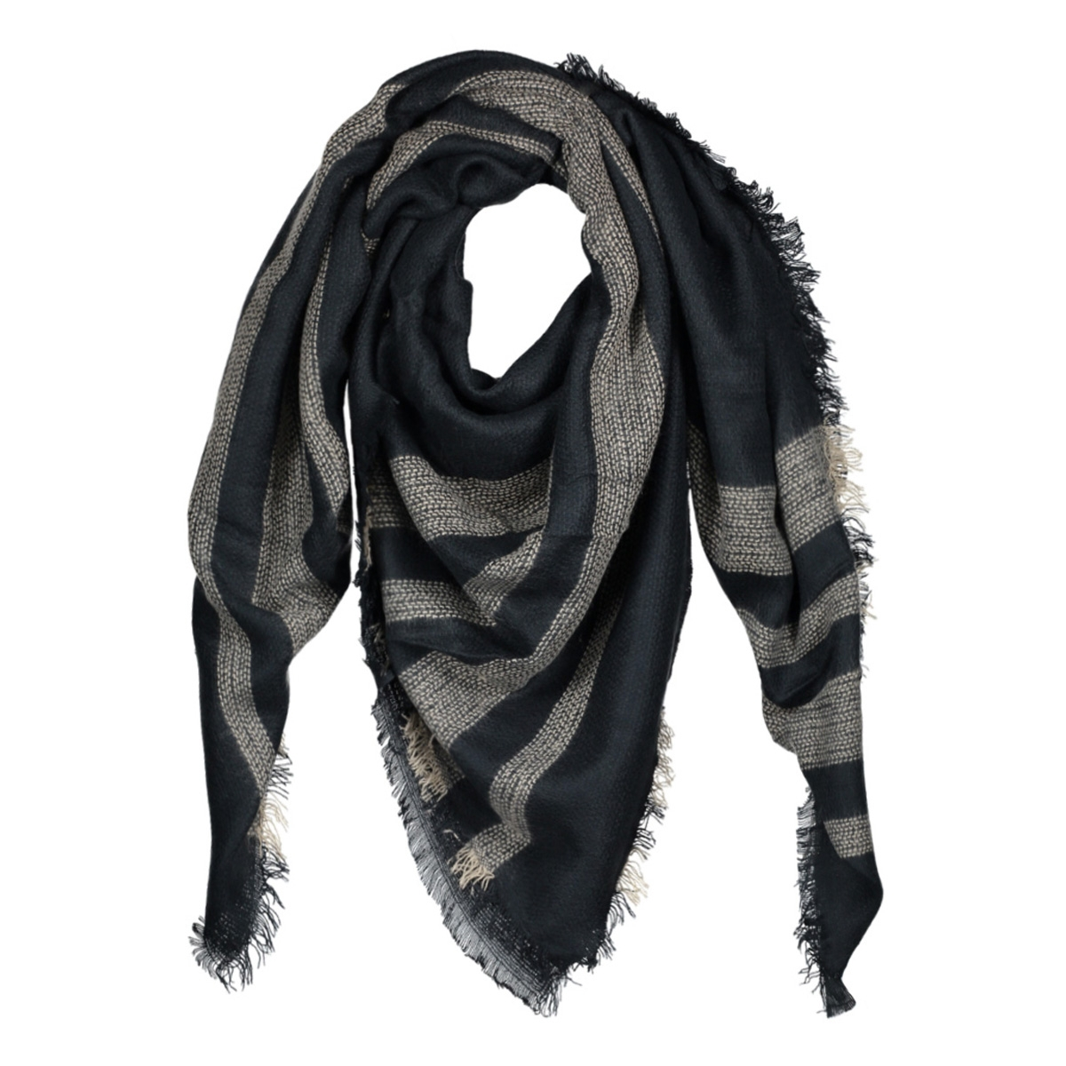 onlpolly weaved square scarf acc 15139763 only sjaal simply taupe/sky captain