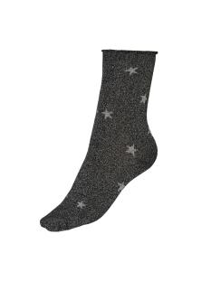 Vero Moda Accessoire VMGLITTER STAR SOCKS 10186652 Black