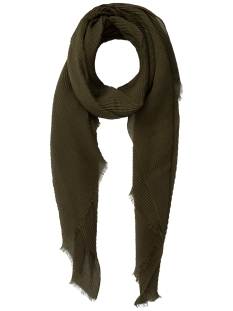 Pieces Accessoire PCNABIA LONG SCARF 17085805 Dark Olive