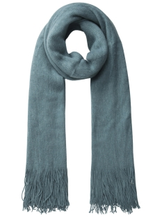 Pieces Sjaal PCPRACE LONG SCARF 17085506 Silver Pine