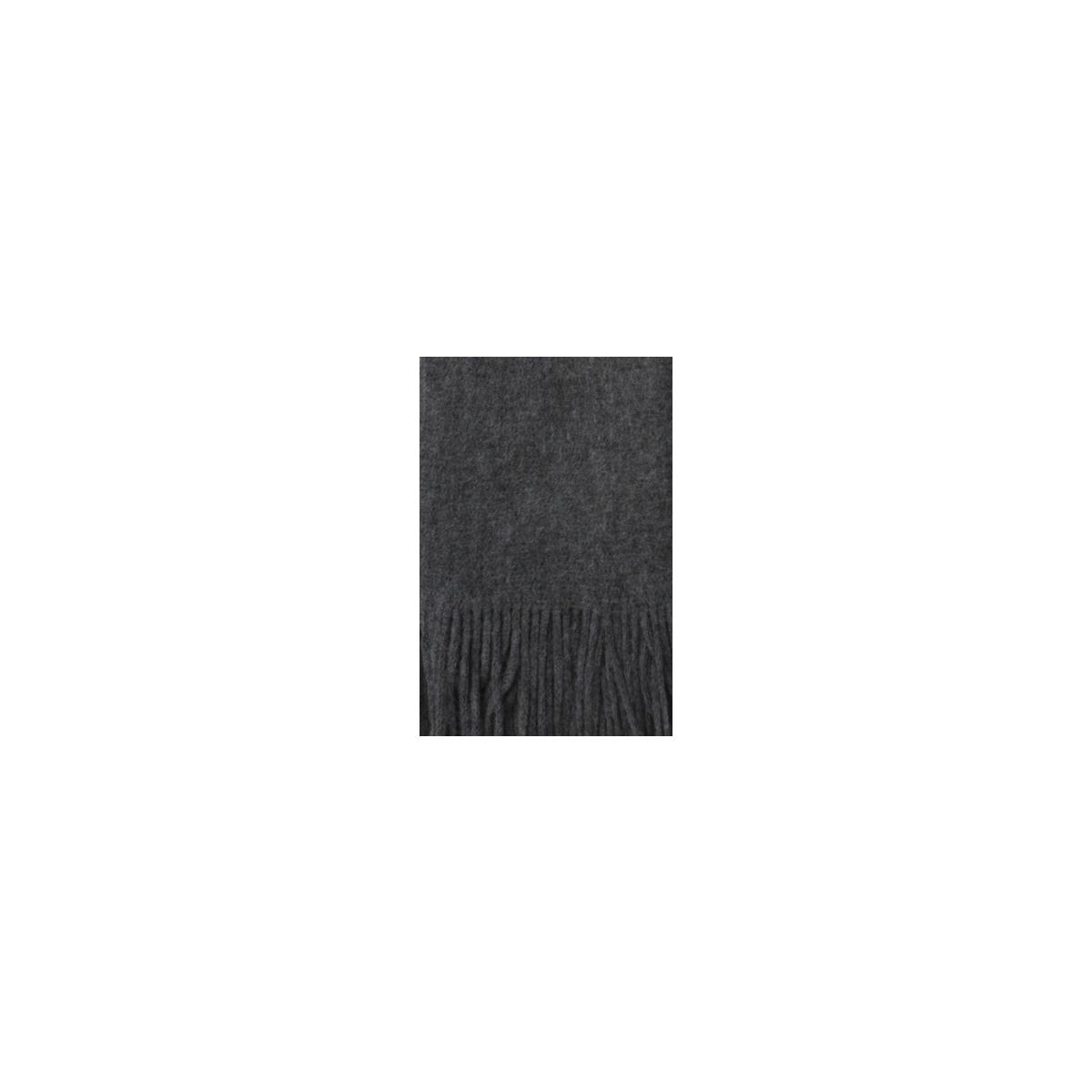 pcprace long scarf 17085506 pieces sjaal medium grey melange