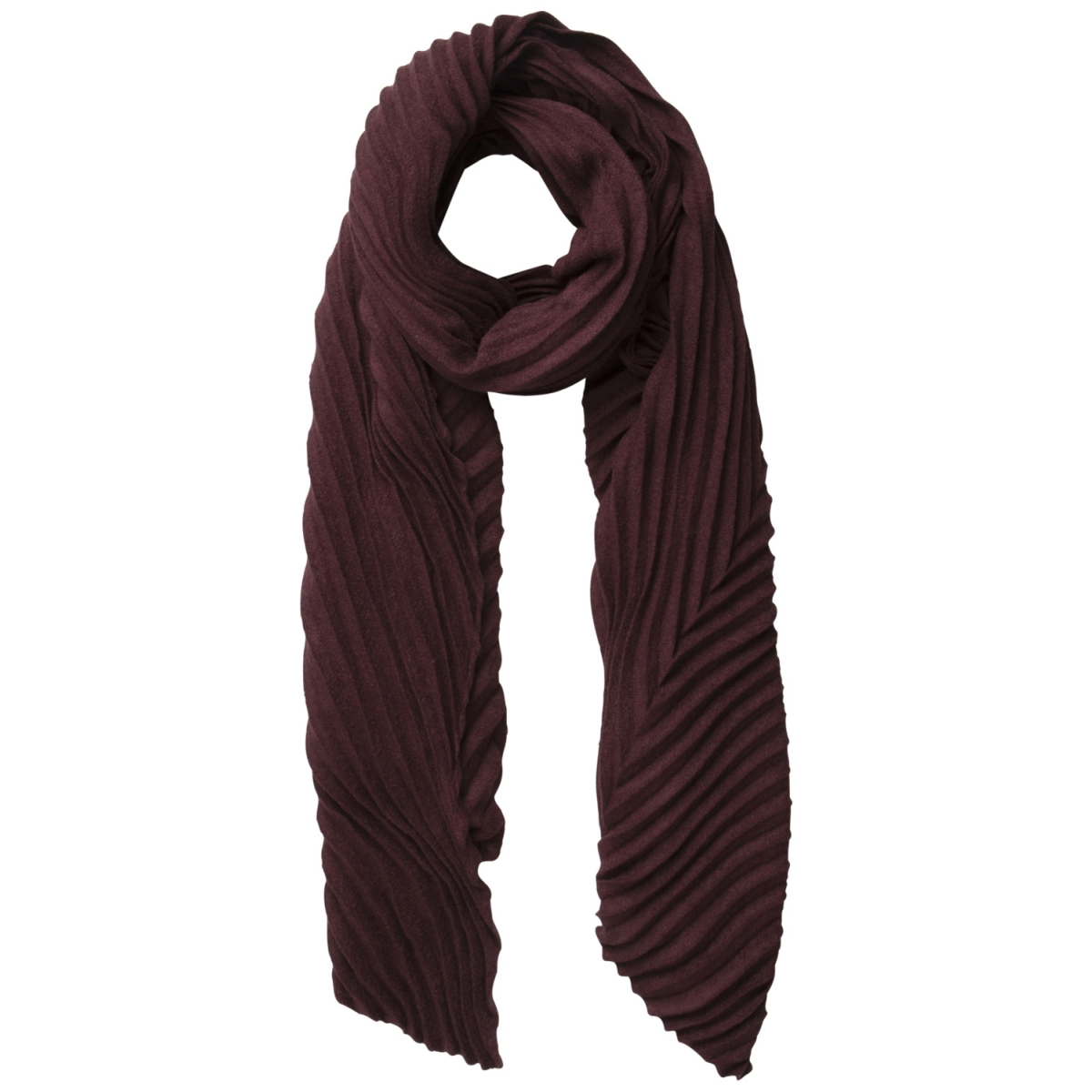 pcreem long scarf 17086054 pieces sjaal port royale